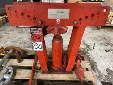 TORIN TA1202 12-Ton Hydraulic Bender