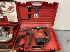 HILTI TE50-AVR Rotary Hammer