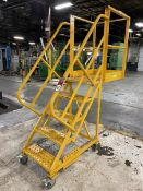TRIARC 5-Step Rolling Ladder