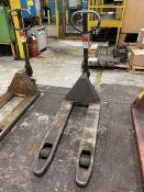 WESCO 5500 Lb. Industrial Pallet Jack
