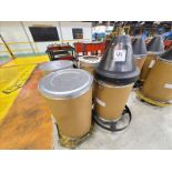 (4) WIREPAC SuperMIG70 Welding Wire Drums, 0.9 mm (Partial)