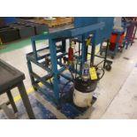 GRACO LD Series Lube Pump c/w Cart