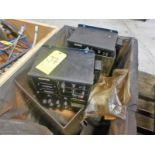 (2) MILLER Automatic 1DA Welder Controls
