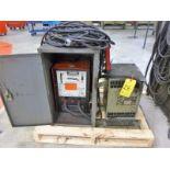 CANOX C-S225V Arc Welder c/w HAMMOND 10 KVA Transformer