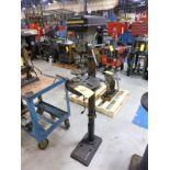 KING Pedestal Drill Press
