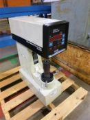 WilsonRockwell Series 500 Hardness Tester (Requires Repair)