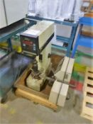 WilsonRockwell Series 500 Hardness Tester (Requires Repair) w/ Zmike 1200 Series Controls