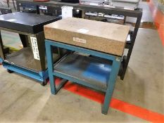 "Starrett Surface Plate, 24"" x 36"""