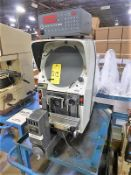 GMX 29 Optical Comparator, s/n 14497988 w/ GageMaster Controls