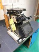 Unimet Unitron Microscope, s/n 7299