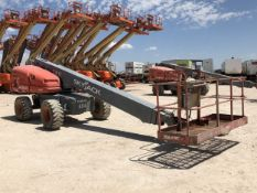 """2014 SKYJACK SJ61T Telescoping Boom Lift, s/n 97001135, 67'3"""" Max Work Height, 61'3"""" Max Platform"""