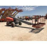 """2014 SKYJACK SJ61T Telescoping Boom Lift, s/n 97001174, 61'3"""" Max Work Height, 61'3"""" Max Platform"""