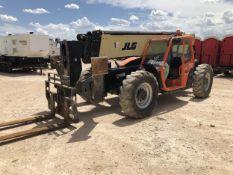 2018 JLG 1055 Telehandler, s/n 160083972, 10,000 Lb. Maximum Lift Capacity, 55' Maximum Lift Height,