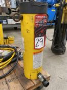 ENERPAC RC-7513 Hydraulic Jack, 75 Ton, 10,000 PSI