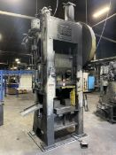 """ERIE S1-150-27-33 Forging Press, s/n na, 150 Ton Capacity, 27"""" x 33"""" Bed Area"""