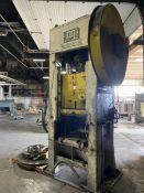 "ERIE S1-150-24-33 Forging Press, s/n 1425, 150 Ton Capacity, 24"" x 33"" Bed Area, (needs repair)"