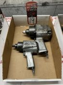 """Lot of (2) Ingersoll Rand Pneumatic Impacts, 1/2"""" and 3/4"""""""