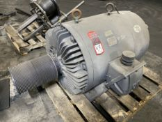 US Electric Motors 75 HP Motor (Spare Motor for lot 47-ERIE 1000 Ton MFP Forging Press)