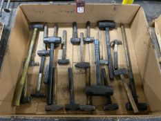 Lot of Assorted Mallets and Hammers
