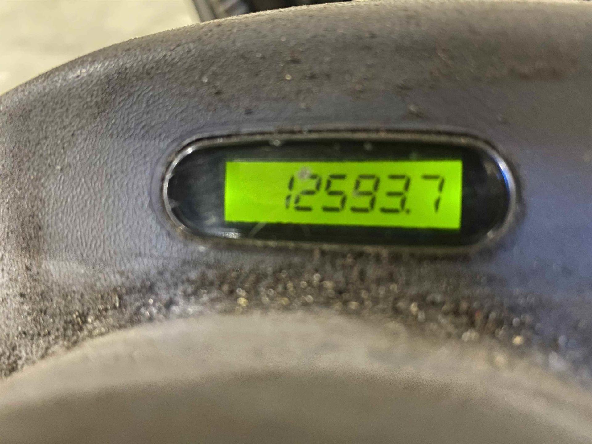 """KOMATSU FG25ST-16 5,000 Lb. LPG Forklift, s/n 214232A, Two-Stage Mast, Side Shift, 48"""" Fork - Image 7 of 7"""