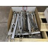 Lot of Assorted Combination Wrenches