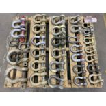 Pallet of Screw Pin Anchor Shackles