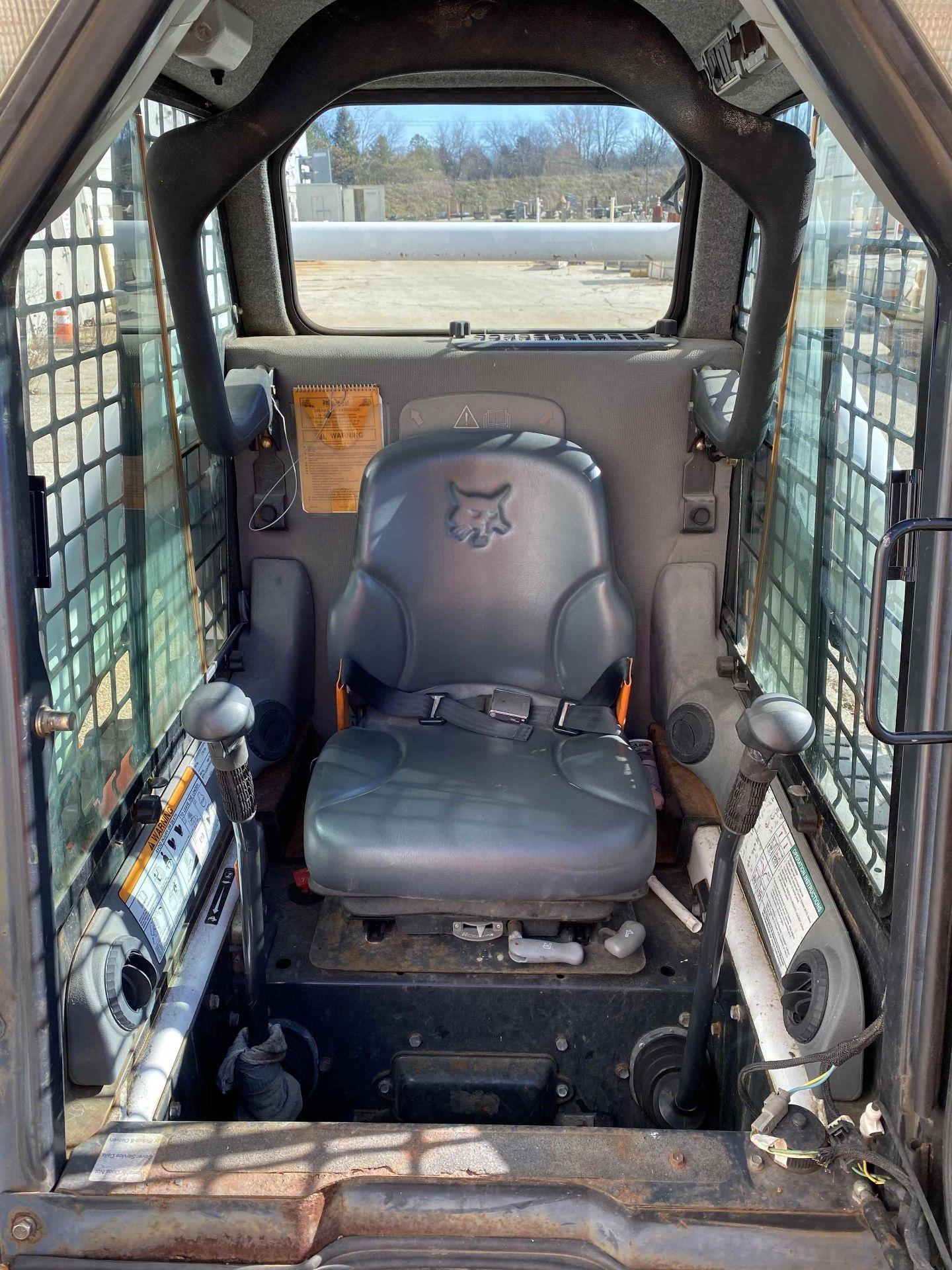 2008 BOBCAT S175 Compact Skid Steer Loader, s/n A3L52070 - Image 4 of 6