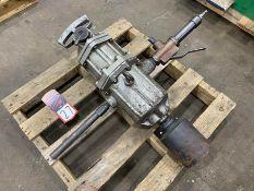 "URYU UW-75S 1-1/2"" Pneumatic Impact Gun"
