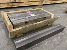 "30"" Press Brake Die and Rams Clamps"