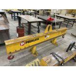 """2014 PEERLESS 10-Ton Spreader Beam, s/n 218012, 10'6""""L"""
