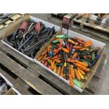Lot of Assorted Torx and Allen Wrenches
