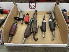 Lot of Assorted Pneumatic Die Grinders