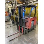 RAYMOND 425-C30TT Electric Stand Up Forklift, s/n 425-13-39328, 3000 Lb. Capacity, 36V, w/ Battery-