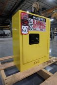 JUSTRITE 2 Gal. Capacity Flammable Cabinet