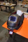 3M 9100 Series Speedglas PAPR Auto-Darkening Welding Helmet, w/ Case
