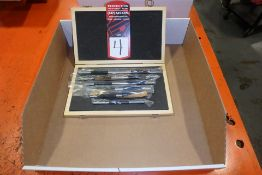 "OD Micrometer Standards, 6"" to 11"", (New in Box)"