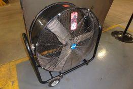 """PROFITTER 36"""" 3-Blade Drum Fan"""