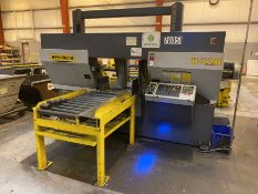 2007 HYD-MECH H22A Automatic Horizontal Bandsaw, s/n C1207245S