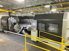 2010 MORI SEIKI NZL6000BY/4000 Turning Center, s/n NZL60JH0011, w/ MSX-853IV Control (NO TOOLING INC