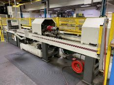 2001 SUNNEN STH-2000 LAEM Horizontal Hone, s/n 1Y1-1018, w/ SUNNEN PLC Control (NO TOOLING INCLUDED)