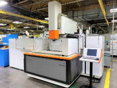 2015 AGIE CHARMILLES Form 400 EDM, s/n 592-064.010.0041, w/ Tool Changer (NO TOOLING INCLUDED)