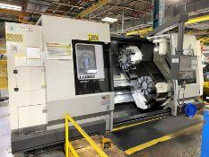 2015 OKUMA LU35II ST1500 Turning Center, s/n 189300, w/ OSP-P300L Control (NO TOOLING INCLUDED)