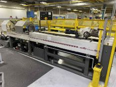 1999 SUNNEN HL-1502-E Horizontal Hone, s/n 1W1-1083, w/ SUNNEN Control (NO TOOLING INCLUDED)