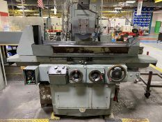 BROWN & SHARPE MICROMASTER 1030 Hydraulic Surface Grinder, s/n 523-1030-284 (NO TOOLING INCLUDED)