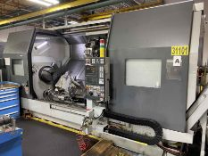 2003 MORI SEIKI SL603B/2000 Turning Center, s/n SL600CF0176, w/ MSG-501 Control (NO TOOLING INCLUDED