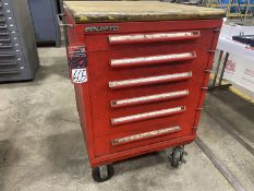 Equipto 6-Drawer Rolling Tool Chest