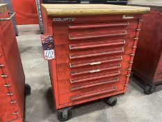 Equipto 9-Drawer Rolling Tool Chest