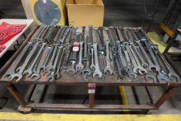 Large Lot of Assorted Wrenches