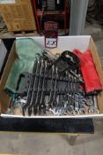 Box of Assorted Wrenches