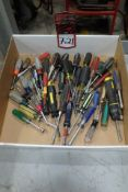 Box of Assorted Nut Drivers
